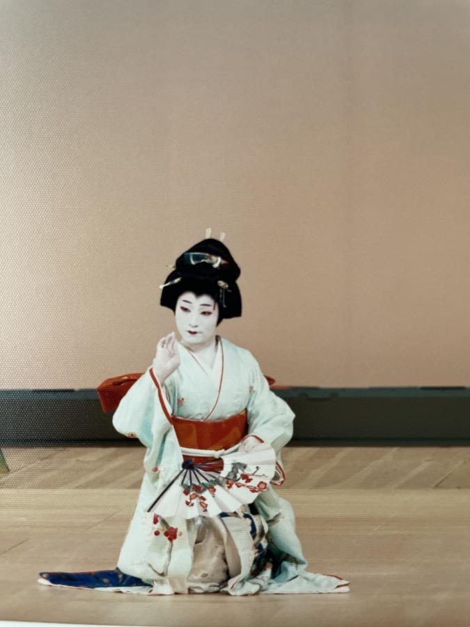 なぜ日本舞踊の師範を選んだか?