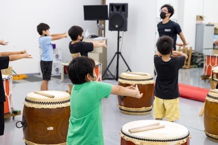 ②和太鼓講師を選んだ時期は?また、今の仕事に就くまでにどんな経験をされましたか?