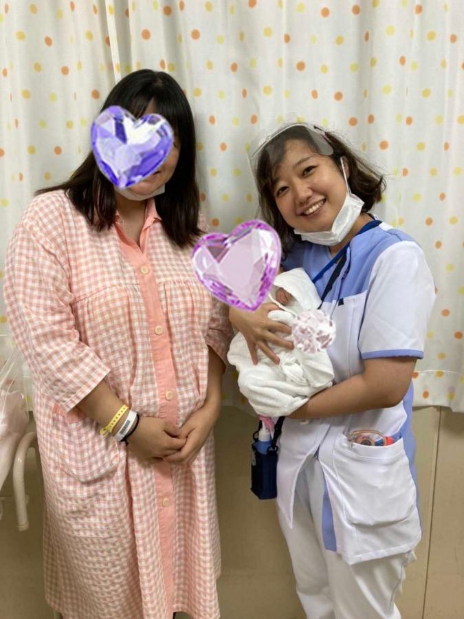 ④助産師の仕事で大切にしてることは何ですか?